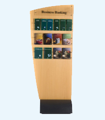 Freestanding Brochure Holders